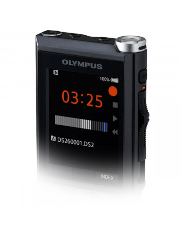 Olympus DS-2600 med DSS Player Standard