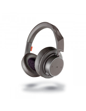 Plantronics BackBeat GO 600 gråt headset