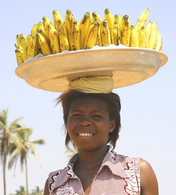 Bananer!