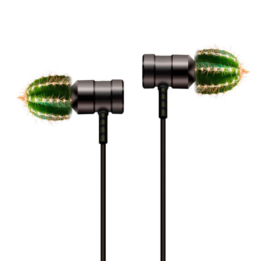 In-ear headset kan give ondt i ørerne og smerte