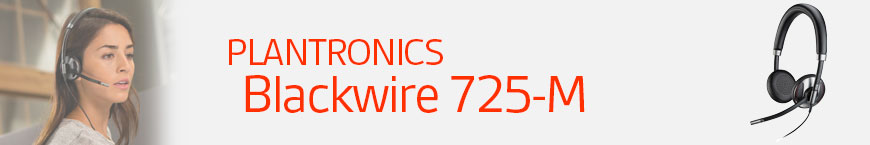 Plantronics Blackwire 725-M