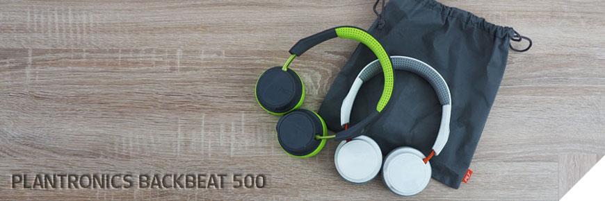 Plantronics BackBeat 500 trådløse høretelefoner