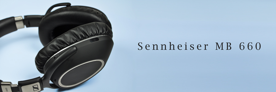 Sennheiser MB 660 UC review
