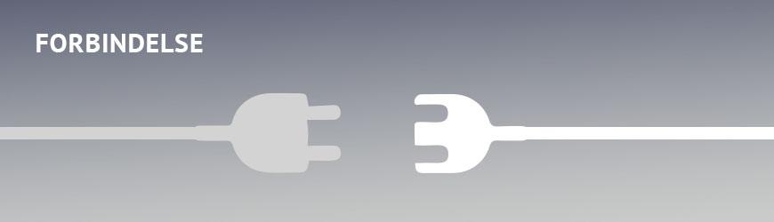 Trådløs headset forbindelse - Bluetooth og DECT