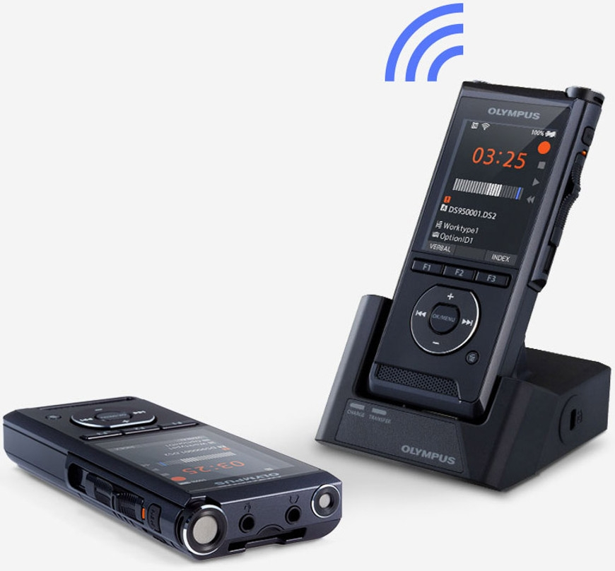 Olympus DS-9500 diktafon