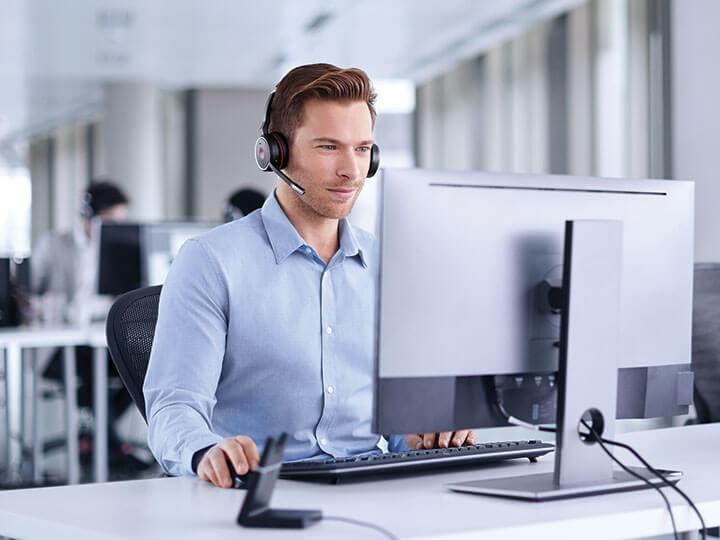 Headset software